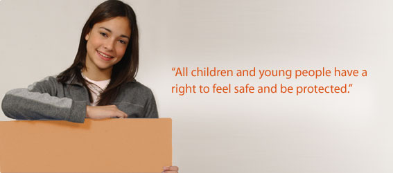 Child Protection Home Image